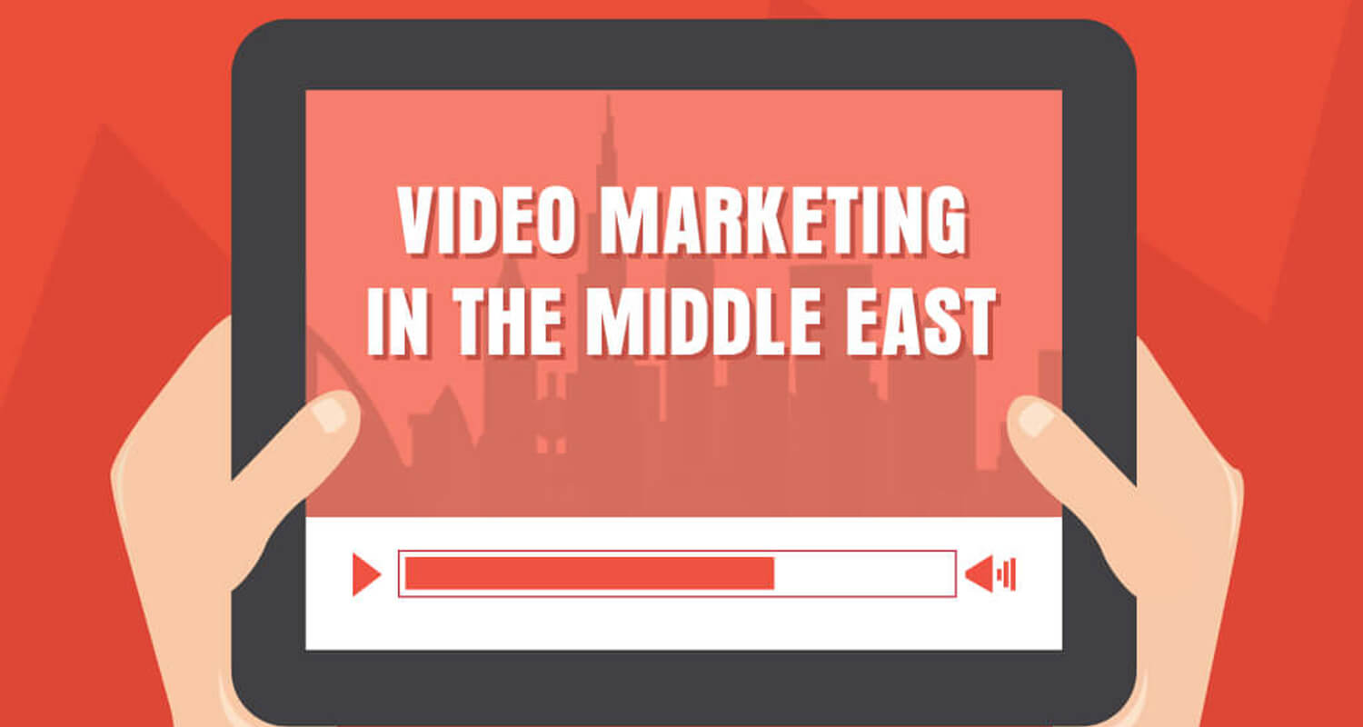 Video Marketing Stats in the Middle East 2016 [Infographic]