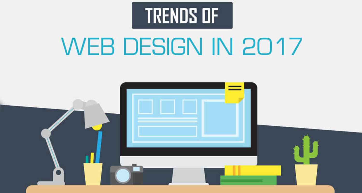 Trends of Web Design in 2017 [Infographic]
