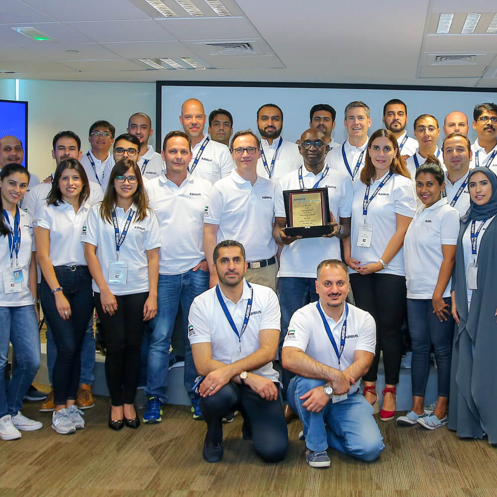 Airbus – Team Building Event