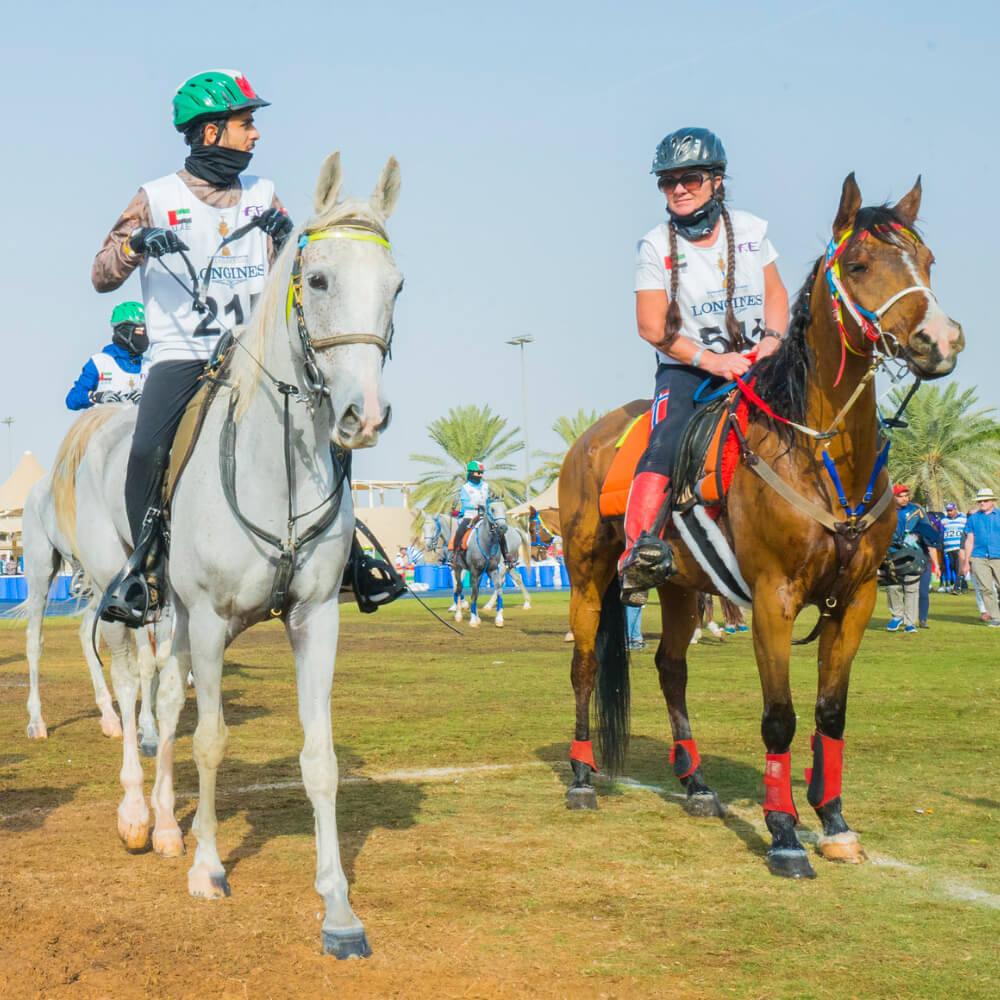Sheikh Mohammad Endurance Cup 2019