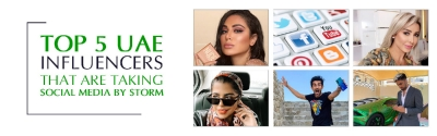 Top 5 UAE Influencers Taking Social Media by Storm