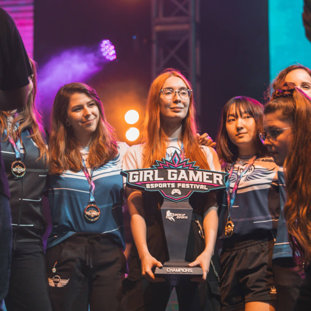 Girl Gamer Esports Festival in Dubai