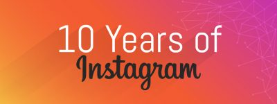 10 Years of Instagram [Infographic]